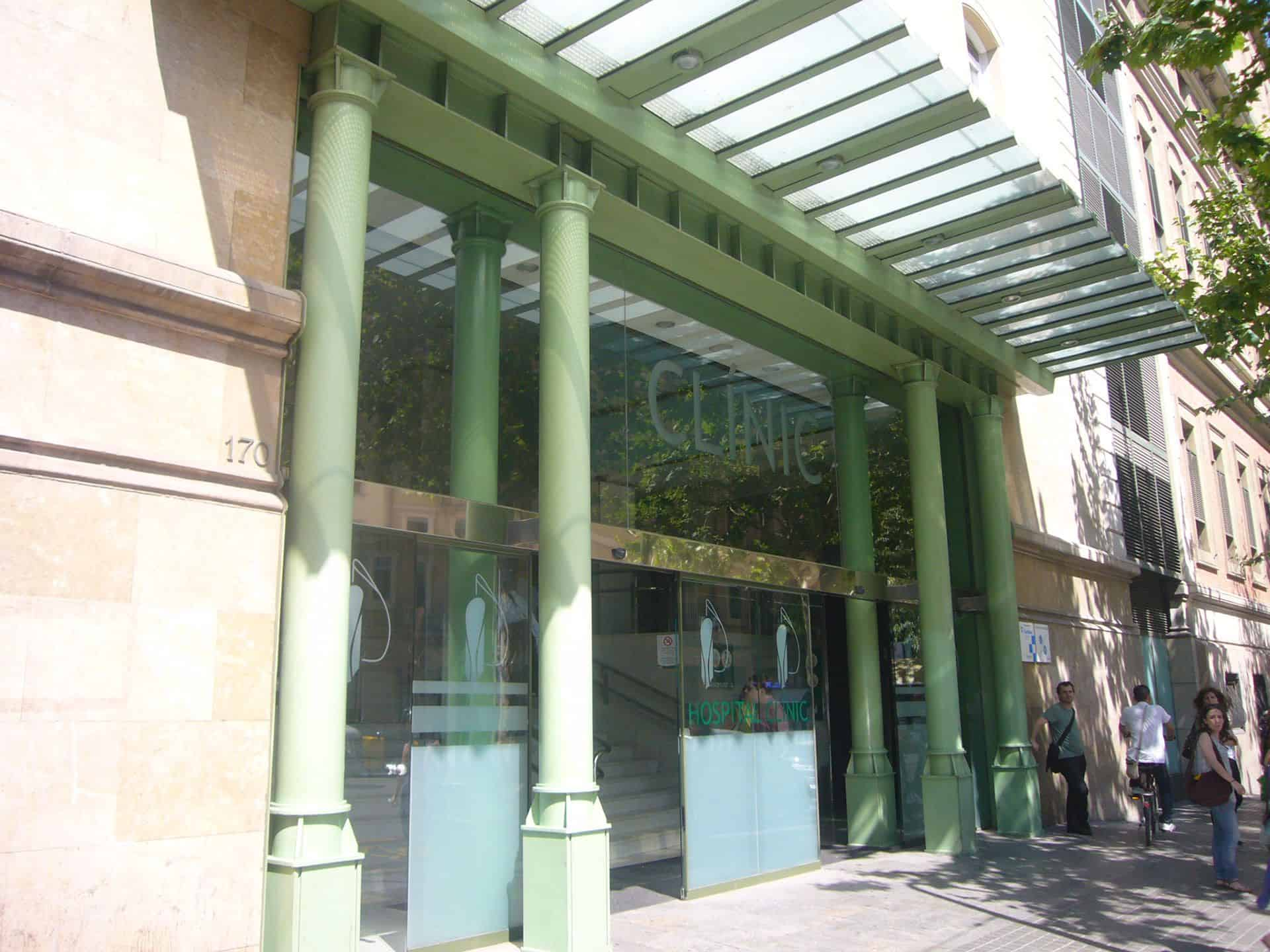 Hospital Clinic de Barcelona
